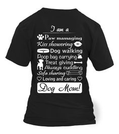 *Limited Edition* DOG MOM | Teezily | Buy, Create & Sell T-shirts to turn your ideas into reality