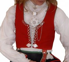 Kristiansand, Going Out Of Business, Norway, My Girl, Vest, Costumes, Folklore, Traditional Outfits, Embroidery