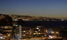 Valparaíso desde Reñaca