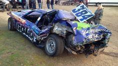 2015 Banger Racing Crash Compilation (Best of PF Racing Media)
