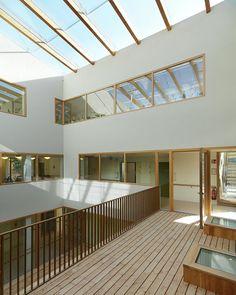 Galería de Casa de reposo y enfermería/ Dietger Wissounig Architekten - 7