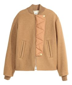 Wool jacket | Product Detail | H&M