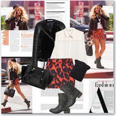 Celebrity Style - Paulina Rubio