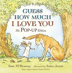Booktopia has Guess How Much I Love You, The Pop-Up Edition by Sam McBratney. Buy a discounted Pop Up Childrens Book of Guess How Much I Love You online from Australia's leading online bookstore. Used Books, My Books, Story Books, Pop Up, Sam Mcbratney, Anita Jeram, Valentines Day Book, Book Libros, I Love You