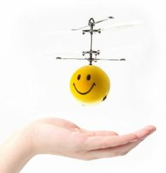 Rc Mini Flyer Funny Smily Face Style Remote Control Toy by techboy. $19.98. Easy to operate, without direction required when controlled. Funny smiling face style RC flyer. With LED light to show working status. Amazing, exciting and advanced infrared control toy. Easy to fly, already assembled, ready to fly. Funny smiling face style RC flyer. With LED light to show working status. Easy to operate, without direction required when controlled. Easy to fly, alread...