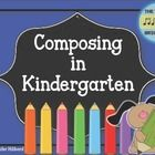 This composition activity is appropriate as an introduction to composing with kindergarteners or as a review activity with 1st grade.  This activit...