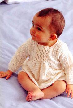 PONTO CASINHA DE ABELHA BORDADO SOBRE O PONTO DE CROCHE EM RELEVO - Вяжем малышам. Модели, связанные крючком