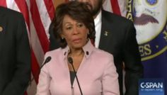"""Maxine Waters To Trump: """"Get Ready For Impeachment"""" 