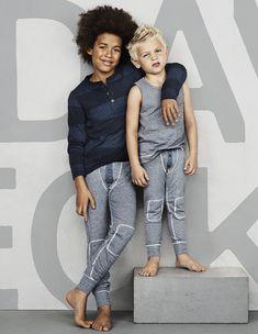 Fashionkins // David Beckham Designs for H&M Boys