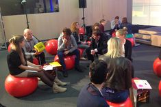 12 Alternatives to Traditional Seating for Meetings and Events