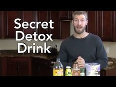 Secret Detox Drink Recipe - DrAxe.com