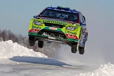 Ford Focus Rally Norway 2