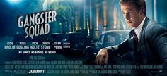 Gangster Squad Banner Ryan Gosling