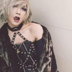 Discover recipes, home ideas, style inspiration and other ideas to try. Visual Kei, Japanese Punk, Anime People, Gyaru, Aesthetic Fashion, Gothic Lolita, Short Hair Styles, Hair Cuts, Dreadlocks