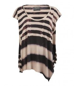 bleach zebra top