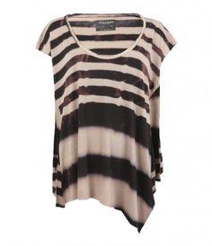 bleach zebra top