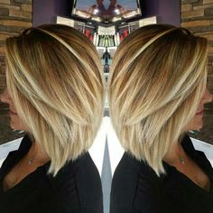 awesome 23 Inverted Bob Haircuts // #Haircuts #Inverted