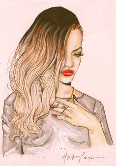Rihanna See Through Dress Ombre by Toblerone22 on DeviantArt