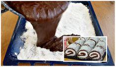 Fantastický recept na nepečné turecké rolky, ktoré si viete rýchlo pripraviť a sú najchutnejšou ozdobou každého slávnostného stola. Kefir, Treats, Desserts, Cakes, Sweet Like Candy, Tailgate Desserts, Goodies, Deserts, Cake Makers