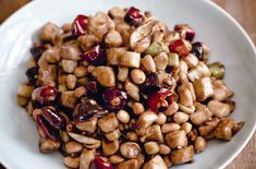 NYT Cooking: Gong Bao Chicken With Peanuts