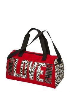 Animal Gymnast Duffle Bag