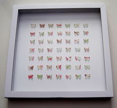 butterfly_shadow_box_DIY | Flickr - Photo Sharing!