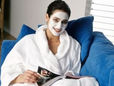 Your skin is exposed to pollution and the harmful rays of the sun on a daily basis. With weather conditions constantly changing, you might find your skin turning dry and sensitive. That's why it's important to give your skin a little pampering and rejuvenation every now and then. Take a look 10 homemade face packs you can use to relieve your skin from dryness and sensitivity.