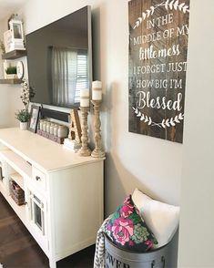 33 modern farmhouse living room decor ideas