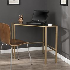 Looking to make the most of that unused living or bedroom corner? Streamlined and space-saving, th. White Writing Desk, Corner Writing Desk, Glass Corner Desk, Glass Desk, Small Corner Desk, Glass Office, Bedroom Corner, Bedroom Desk, Bedroom Inspo