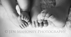 Sibling feet