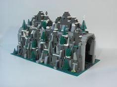 mountain tunnel idea