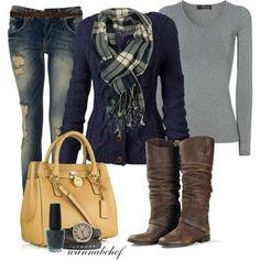a4745b7d Love. Winter Wear, Winter Blue, Winter Ootd, Cozy Winter, Autumn Winter