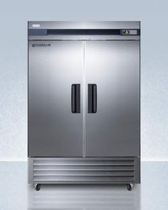 Wire Shelving, Adjustable Shelving, Upright Freezer, Stainless Steel Cabinets, Electrical Safety, The Door Is Open, Best Appliances, 49er
