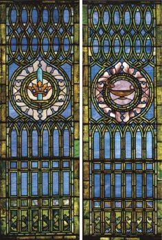 Windows, Louis Comfort Tiffany.