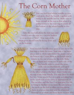Samhain page 2 book of shadows set. Samhain page 2 Mabon, Samhain, Magick, Witchcraft, Corn Dolly, Paisley, Wiccan Crafts, Sabbats, Summer Solstice