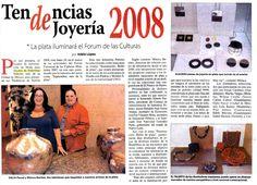 Tendencias de joyería 2008