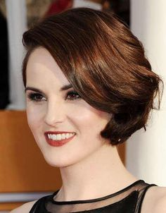 Easy Formal Hairstyles for Short Hair 2016 - style you 7