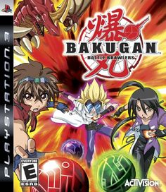 Bakugan Battle Brawlers  Playstation 3 ** Check out this great product.Note:It is affiliate link to Amazon.