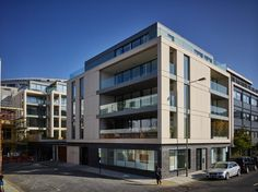 Claridge Architects Ltd, Timothy Soar · Radstock House, Battersea
