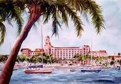 8 x 10 print of any of my Watercolor images, YOU PICK WatercolorsNmore Florida art home decor Watercolor Images, Watercolor Print, Beautiful Artwork, Beautiful Pictures, University Of Tampa, Historical Landmarks, Country Scenes, To Color, Any Images