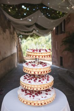 A World Tour of Wedding Cake Traditions Italian wedding cakes
