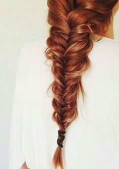 Love this with the blonde highlights