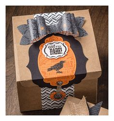 """SEPTEMBER/OCTOBER 2013: Toil & Trouble-Free Treat Packaging 