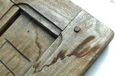 Curso online I: Limpiar madera