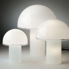 Luciano Vistosi, Onfale Table Lamp, 1978.