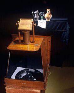 camera obscura   Rembrandt's Room