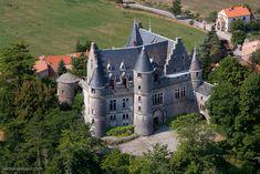 ✈️ Photo aérienne de : Montdardier - Gard (30)