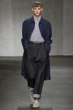 E Tautz • Spring/Summer 2015 Menswear • London