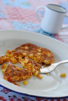 Glu-fri: Croquetas de mais sin gluten Crocchette di mais senza glutine