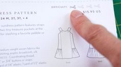 How to Trace a T-Shirt and Make a Pattern From Your Shirt  Trace a T-shirt, Make a Wardrobe by Improv Sewing
